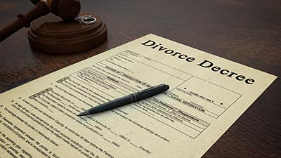 post divorce modification lawyer Rockland County